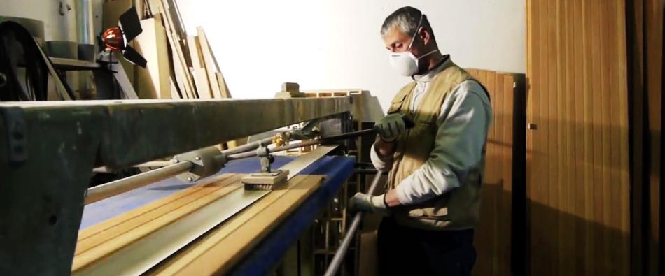 Casine legno – parquet per interni